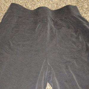 Microfiber track pant
